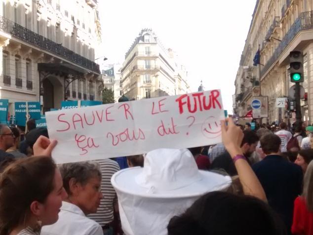 Marche pour le Climat Oct 2018 (1)